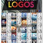 دانلود مجموعه عظیم ۵۲۰ لوگوی حروف الفبا A to Z Logos Bundle