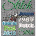 دانلود ۵۰ استایل جدید دوخت پارچه فتوشاپ New Fabric Styles