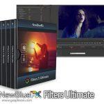 NewblueFX Filters 5.0.171209 Ultimate پلاگین افتر افکت ویرایش رنگ فیلم