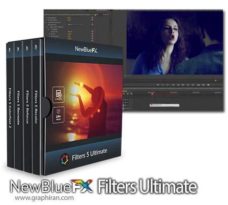 NewblueFX Filters