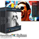 NewblueFX Stylizers 5.0.171209 Ultimate پلاگین افکت گذاری رو فیلم