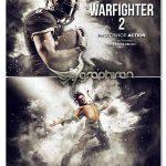 اکشن فتوشاپ جنگجوی تمام عیار Warfighter 2 Photoshop Action