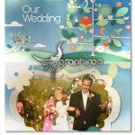 دانلود پروژه افتر افکت درخت عکس و فیلم عروسی Wedding Photo Tree