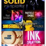 دانلود پک براش های متنوع فتوشاپ Photoshop Brushes Collection