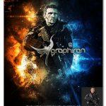 اکشن فتوشاپ ساخت افکت های نوری حماسی Epic 2 Photoshop Action