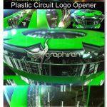 پروژه افتر افکت لوگو مدار پلاستیکی Plastic Circuit Logo Opener / Element 3D
