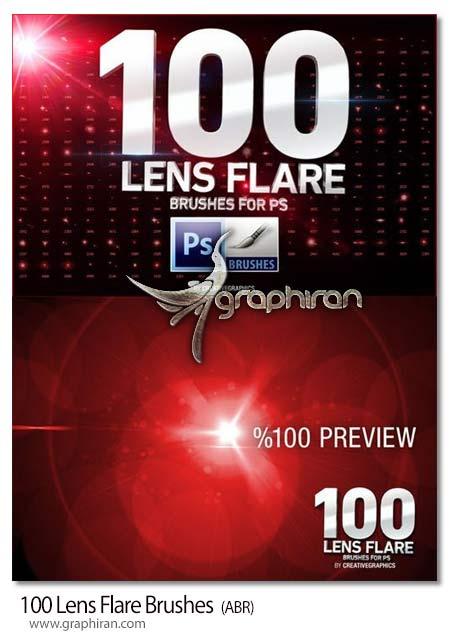 Lens Flare Brushes