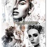 اکشن فتوشاپ تبدیل عکس به هنر مفهومی Concept Art Photoshop Action