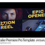 دانلود رایگان پروژه آماده پریمیر ساخت تریلر حماسی Epic Trailer