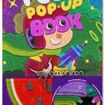 اکشن فتوشاپ ساخت کتاب پاپ آپ نمدی Felt POP-UP Book Maker