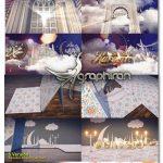 دانلود 4 پروژه آماده افتر افکت ماه رمضان Ramadan Openers Pack