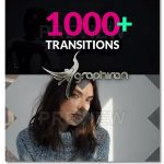 مجموعه بیش از ۱۰۰۰ ترانزیشن آماده Transitions Mega Collection Pack