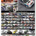 مجموعه بیش از 70 مدل سه بعدی ماشین Cars 3d Models Collection