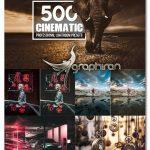 دانلود ۵۰۰ پریست رنگی آماده لایت روم Cinematic 500 Lightroom Presets