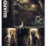 اکشن فتوشاپ افکت های حماسی هنری Guardian 3 Photoshop Action