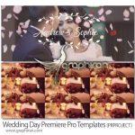 دانلود پروژه آماده پریمیر عروسی Wedding Day Premiere Pro Template