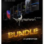 دانلود مجموعه 6 بسته ابزار افکت های متنوع فتوشاپ BEST Effects Bundle