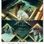 دانلود رایگان پروژه افتر افکت فیلم عروسی لاکچری Luxury Wedding