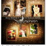 دانلود پروژه افتر افکت عروسی رویایی و باشکوه Royal Wedding 4