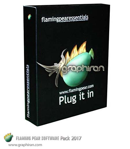 Flaming Pear Photoshop Plug-ins Bundle
