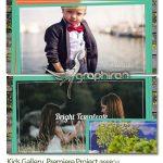 پروژه آماده پریمیر گالری عکس و فیلم کودک Kids Gallery Premiere Template