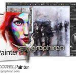 دانلود Corel Painter 2022 v22.0.0.164 نرم افزار نقاشی دیجیتال