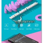 اکشن فتوشاپ ساخت شکل های 3 بعدی ایزومتریک 3D Isometric Photoshop Action