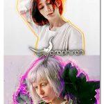 اکشن فتوشاپ افکت های نوری متحرک Animated Relucent 2.0 – Photoshop Action