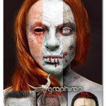 پک اکشن های فتوشاپ ایجاد شخصیت ترسناک Scary Bundle Photoshop Action