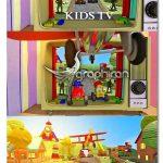 دانلود پروژه آماده افتر افکت تلویزیون و برنامه کودک Kids TV