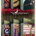 پک اکشن ها و استایل های کریسمس فتوشاپ Christmas Actions & Styles Mega Bundle