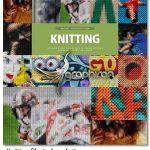 اکشن فتوشاپ افکت عکس بافته شده Knitting Photoshop Action