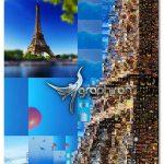 پلاگین فتوشاپ ساخت تصاویر موزاییکی PhotoMosaic Generator Photoshop Extension