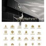 مجموعه ۲۴ نمونه لوگوی آماده مشاور املاک Modern Real Estate Logos