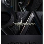 پروژه افتر افکت نمایش لوگوی مشکی ۳ بعدی Black Logo Reveal