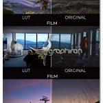 دانلود LUT های سینمایی برای پریمیر Film Look LUTs For Premiere