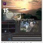 دانلود پریست های رنگی و بوکه پریمیر Real Bokeh And Color Preset For Premiere Pro