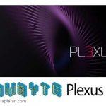 Rowbyte Plexus 3.1.9 پلاگین افتر افکت ویژوالیزیشن اطلاعات و رندر پارتیکل ها