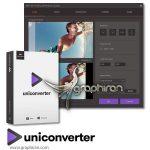 Wondershare UniConverter 11.2.1.236 برنامه تبدیل ویدئو