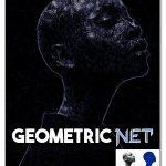 اکشن فتوشاپ شبکه هندسی Geometric Net Photoshop Action