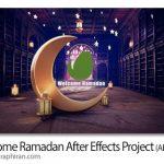 دانلود پروژه افتر افکت آغاز ماه مبارک رمضان Welcome Ramadan