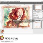 AKVIS ArtSuite 16.0.3145.17808 پلاگین ویرایش و روتوش عکس