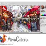 AKVIS AliveColors 1.5.2042.17997 نرم افزار حرفه ای ادیت عکس