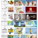 دانلود پروژه افتر افکت آماده تیزر تبلیغاتی آبمیوه Box of Juice Template