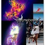 اکشن فتوشاپ افکت های انرژی پراکنده Energy Photoshop Action