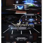 پروژه افتر افکت استودیو ورزشی مجازی Virtual Sport Studio