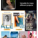 دانلود پک ۴۴ پروژه افتر افکت استوری جذاب اینستاگرام Instagram Stories