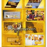 دانلود پروژه افتر افکت شرکت خدمات ساختمانی Construction Presentation