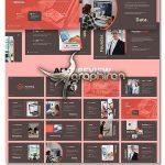 دانلود قالب آماده PowerPoint، Keynote ،Google Slides دیجیتال مارکتینگ