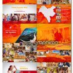 دانلود پروژه افتر افکت آژانس مسافرتی و سیاحتی Travel Booking Promo